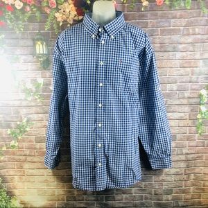 Tommy Hilfiger Men's Shirt Long Sleeve Size 3XL